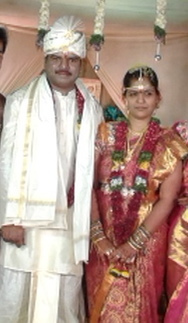 Satish Reddy&Laxmi Sahana